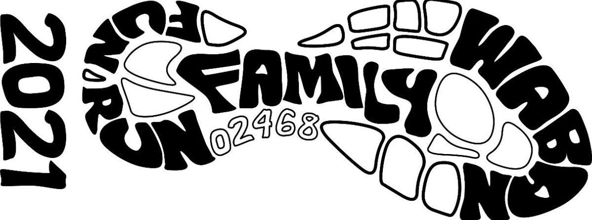 Family Fun Run 2021 Logo